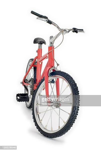 Little Red Bike: Front