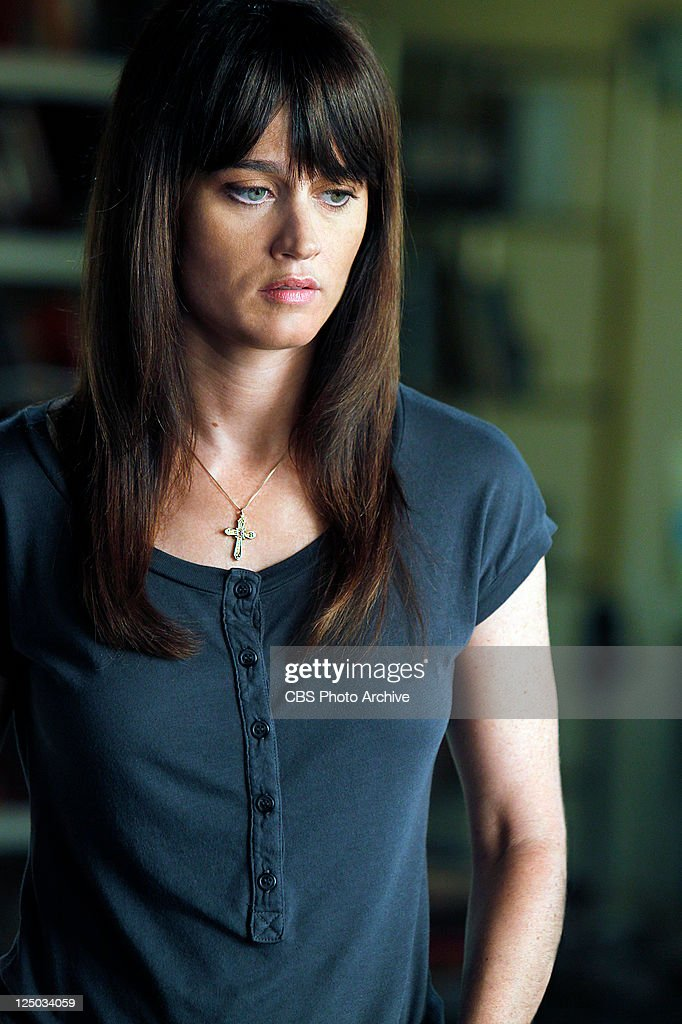 """Little Red Book"" -- Robin Tunney stars as Lisbon, on THE ... 