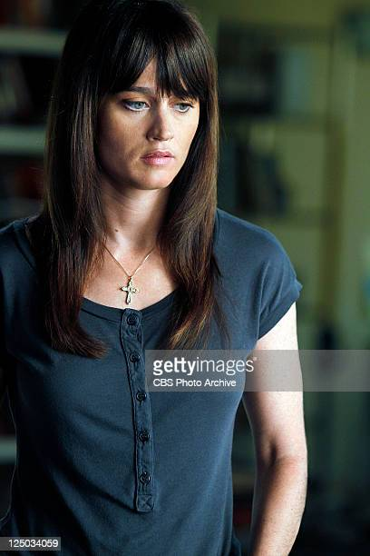 Little Red Book Robin Tunney stars as Lisbon on THE MENTALIST Thursday Sept 29 on the CBS Television Network