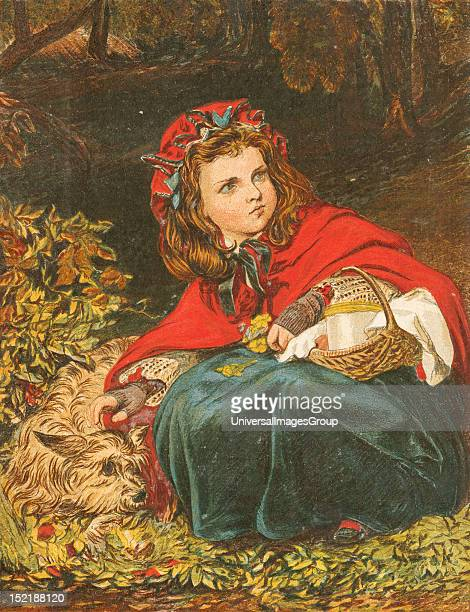 Little Red Riding Hood also known as Little Red Cap is a European fairy tale about a young girl and a Big Bad Wolf The story has been changed...