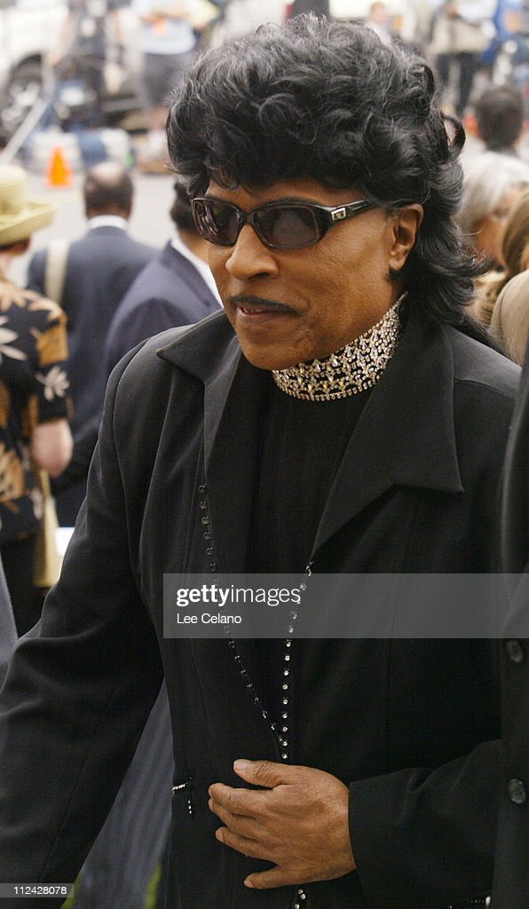 Funeral of Ray Charles - June 18, 2004