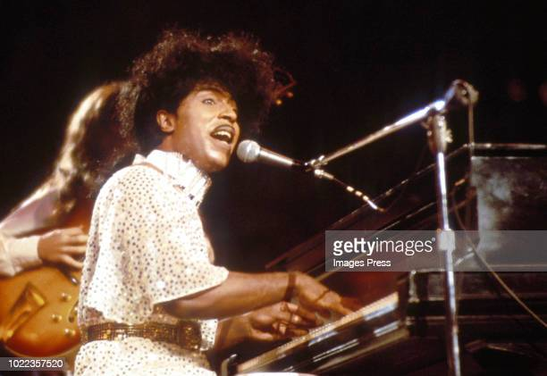Little Richard circa 1985 in New York.