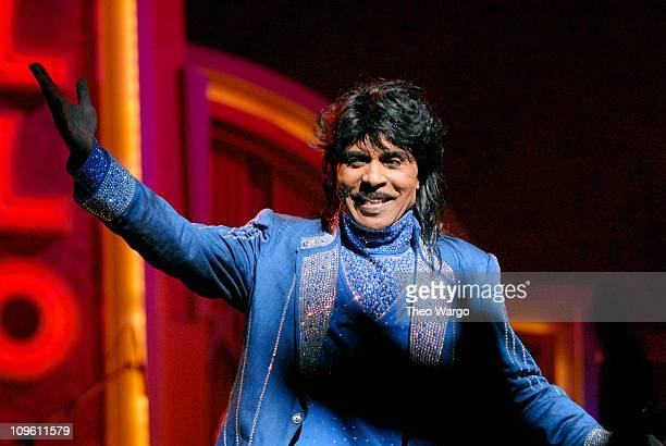 Little Richard during At The Apollo Theatre 2006 Spring Gala and Hall of Fame Induction Ceremony at Apollo Theatre in New York City, New York, United...