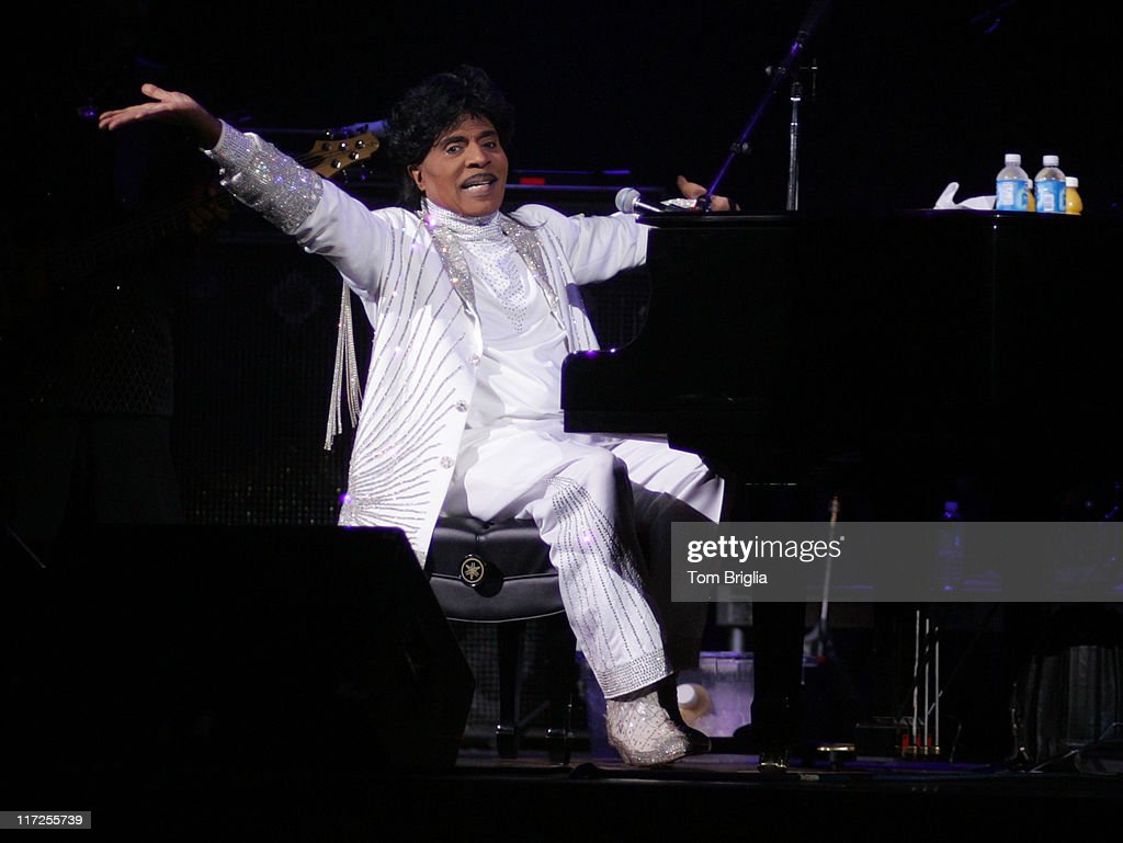 Little Richard in Concert at the House of Blues in Atlantic City - May 13, 2006