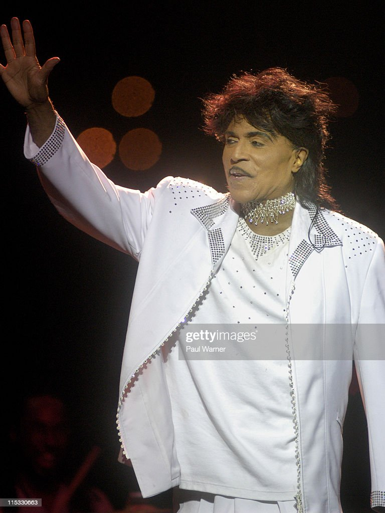 LIttle Richard performs at the Concert of Colors