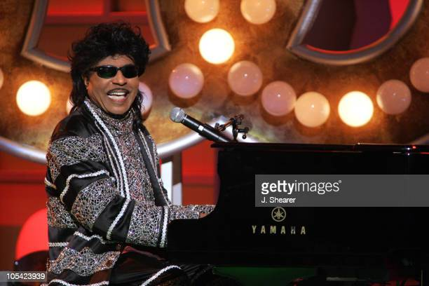"""Little Richard performs """"Good Golly Miss Molly"""" in tribute to Don Cornelius and """"Soul Train,"""" winner of the Discretionary Award - Pop Culture"""