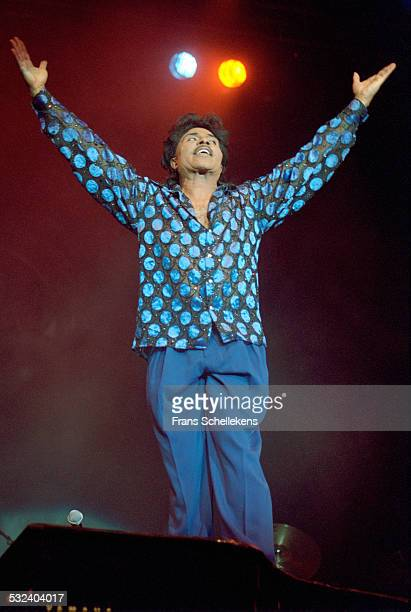 Little Richard piano and vocals on July 123th 1999 at the Statenhal in the Hague Netherlands