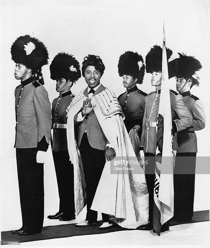 Little Richard : News Photo