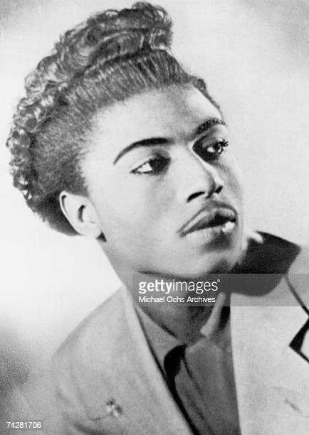 Little Richard poses for an early portrait circa 1952 in Atlanta, Georga.