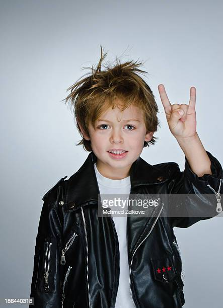 Spiky Hair Stock Photos And Pictures