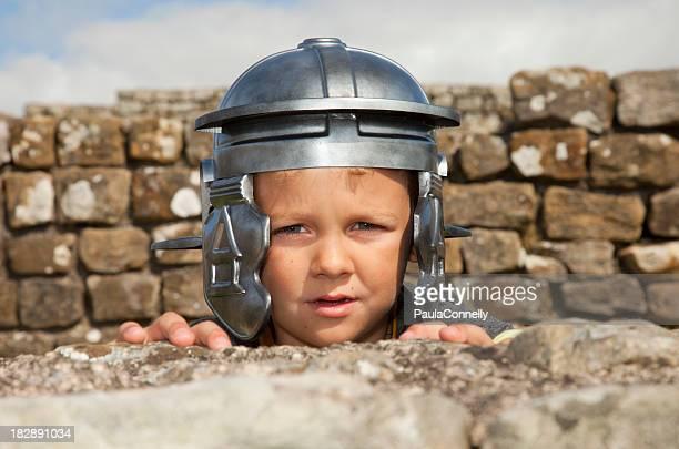 Piccolo soldato romano