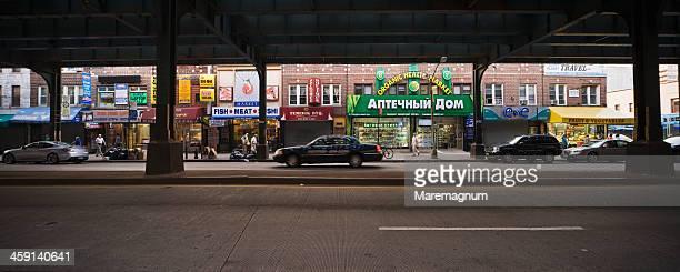 Little Russia, Brighton Beach Avenue