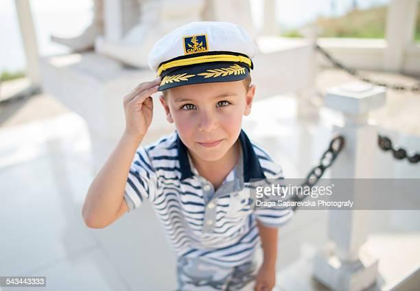 A little sailor