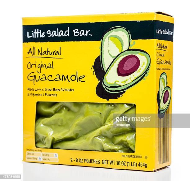Pequena Salada de Guacamole embalagem Original