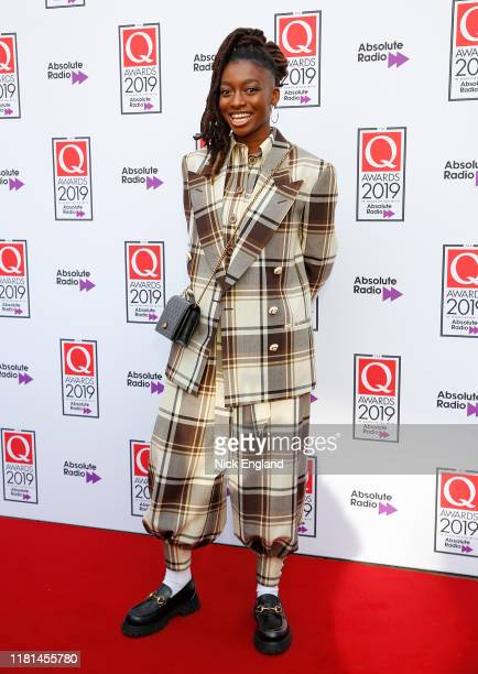 Little Sims attends the Q Awards 2019 at The Roundhouse on October 16 2019 in London England