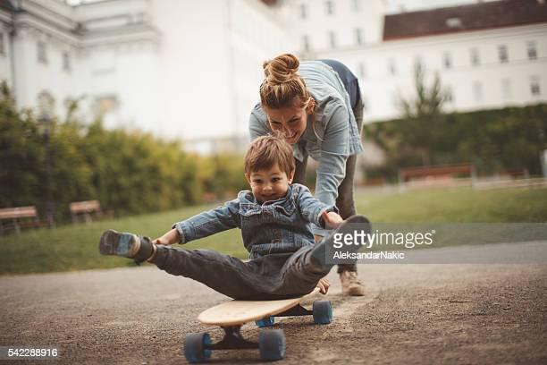 Kleine skater