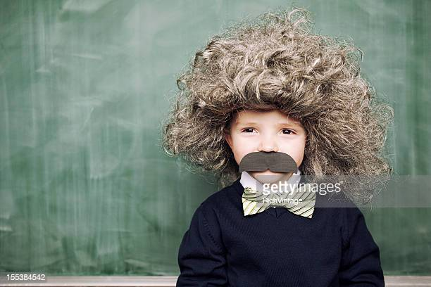 little smart man - genius stock pictures, royalty-free photos & images