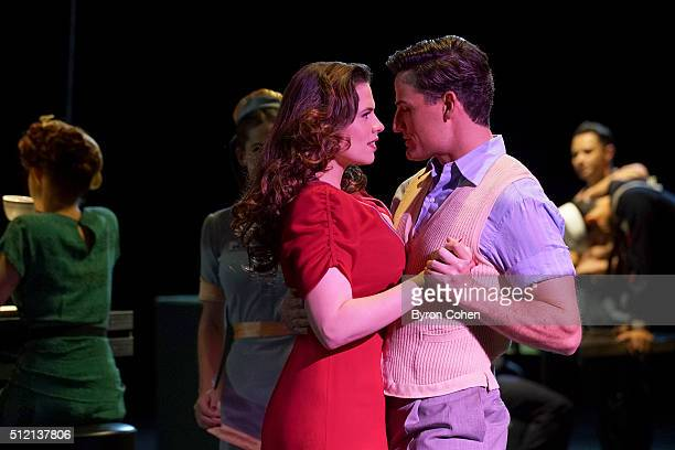S AGENT CARTER 'A Little Song and Dance' Peggy desperately tries to save Dr Wilkes with a dangerous plan to stop Whitney Frost But Thompson makes a...