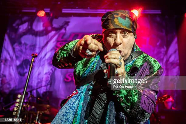 Little Steven van Zandt and The Disciples of Soul perform at Rockefeller Music Hall on June 3 2019 in Oslo Norway