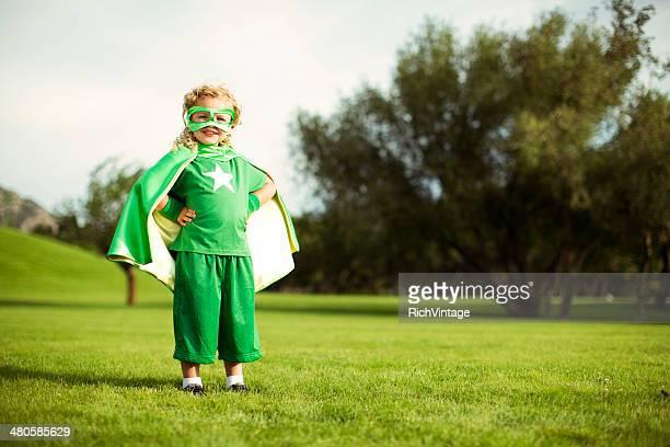 Kleiner Superheld