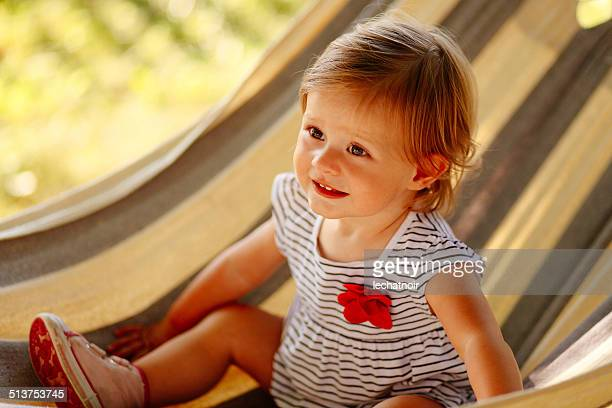 little toddler portrait