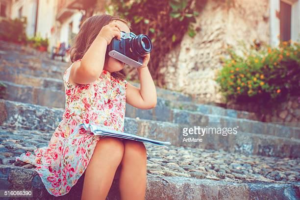 """little """" - camera girls - fotografias e filmes do acervo"""