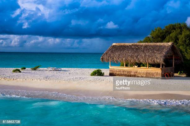 Little tropical country with hundreds of island, Maldives! A popular tourist destination, specially for newly wed couples. Most iconic are the over...