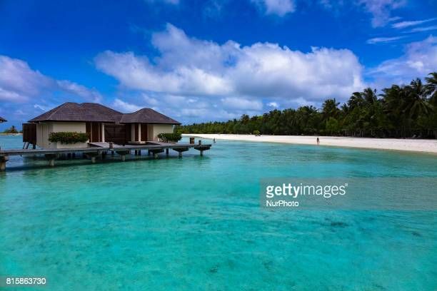 Little tropical country with hundreds of island Maldives A popular tourist destination specially for newly wed couples Most iconic are the over water...
