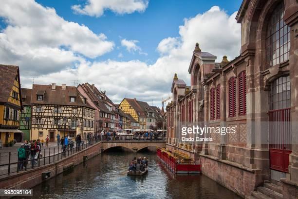 Little Venice in Colmar