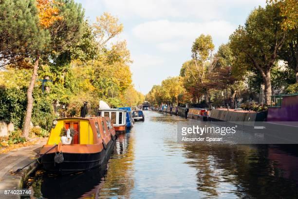 little venice, london, uk - 運河 ストックフォトと画像