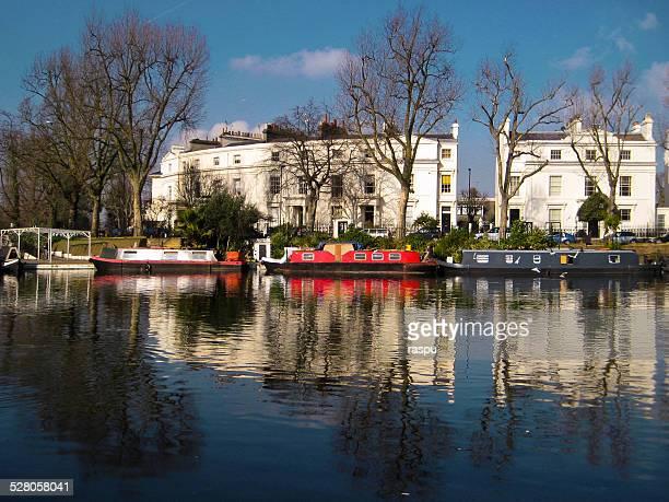 little venice - paddington london stock pictures, royalty-free photos & images