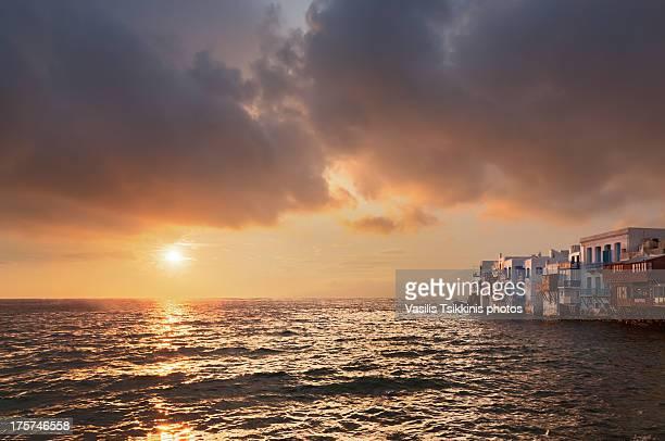 Little Venice sunset