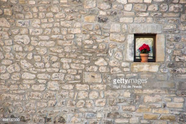 Little window- Hecho- Huesca Province-Spain