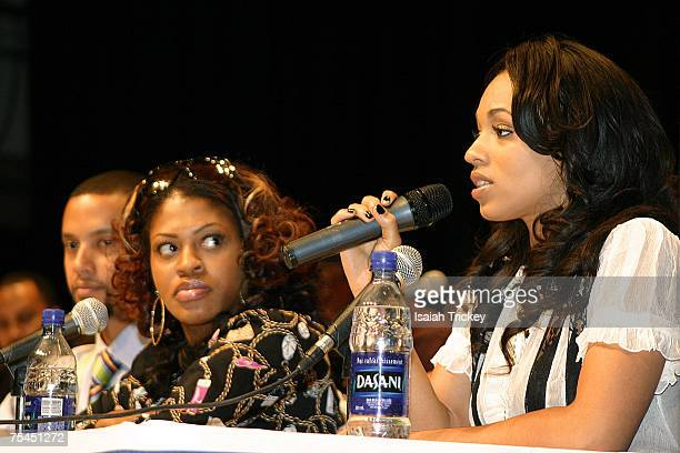 Little X Lil Mo and Melyssa Ford