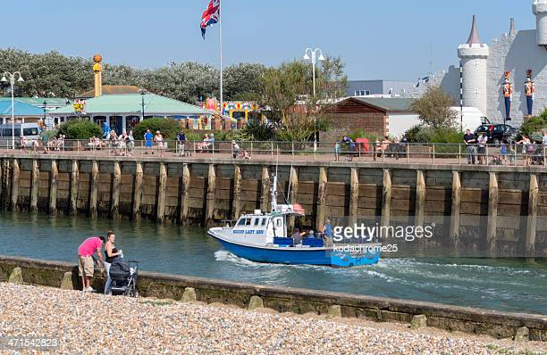 littlehampton - west sussex stock pictures, royalty-free photos & images