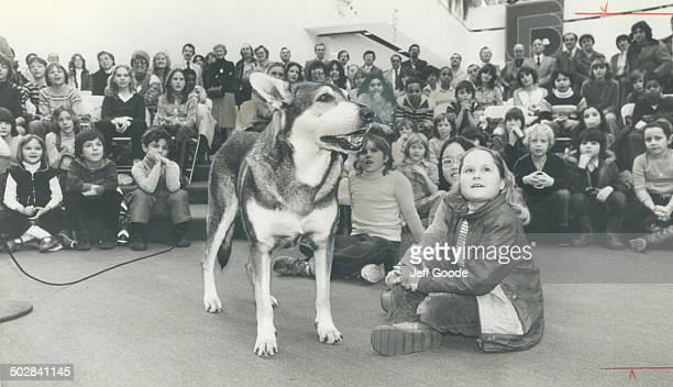 Littlest Hobo Toro star of the TV show The Littlest Hobo wowed kids and adults at Scarborough Civic Centre yesterday with a display of canine...