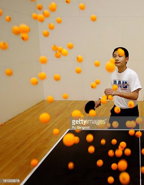 COLO OCT 24 2005 Littleton Family YMCA Story is about a 13yearold table tennis whiz Yahao Zhang who won the national championship for under16 players...