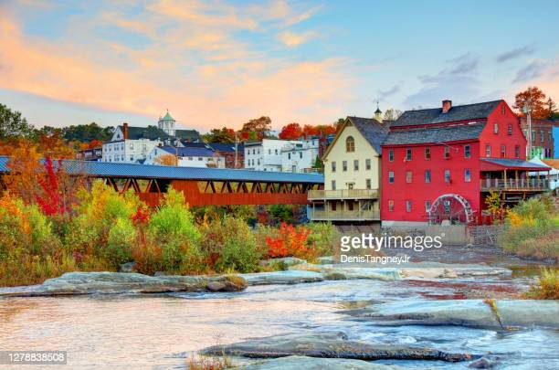 littleton, new hampshire - new hampshire stock pictures, royalty-free photos & images
