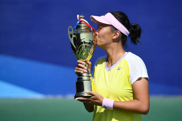 CHN: 2020 CTA Tour 1000 - Guiyang Open: Day 8