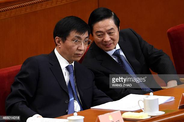 Liu Qibao a member of the Political Bureau of the Communist Party of China Central Committee and head of the CPC Central Committee's Publicity...