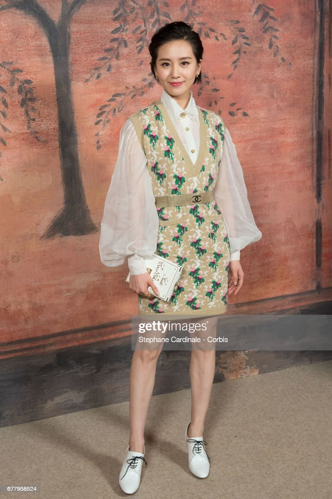 Chanel Cruise 2017/2018 Collection  : Photocall