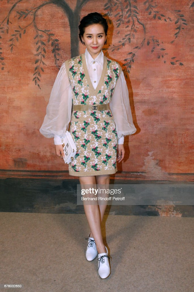 Chanel Cruise 2017/2018 Collection - Photocall