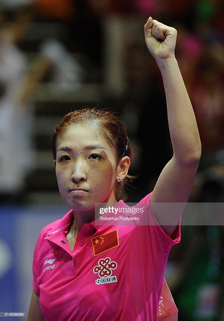 2016 World Team Table Tennis Championship