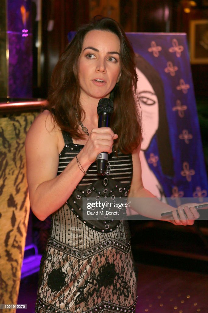International Day Of The Girl Charity Event At Annabel's : News Photo