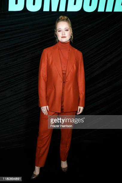 Liv Hewson attends a special screening of Lionsgate's Bombshell at Pacific Design Center on October 13 2019 in West Hollywood California