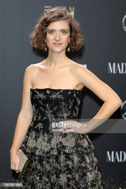 Liv Lisa Fries attends the 70th Bambi Awards at Stage Theater on November 16, 2018 in Berlin, Germany.