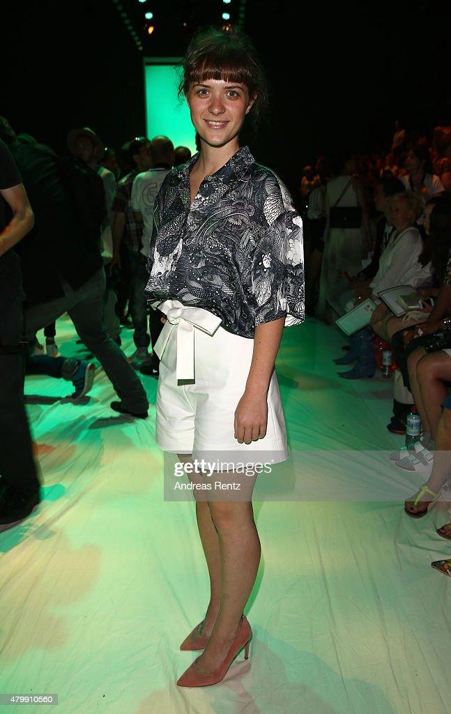 Rebekka Ruetz Arrivals - Mercedes-Benz Fashion Week Berlin Spring/Summer 2016