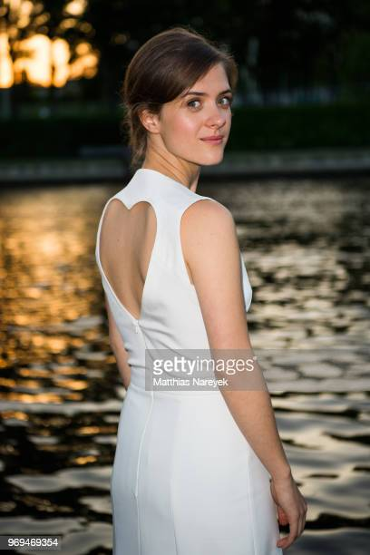 Liv Lisa Fries attends the Summer Party of the German Producers Alliance on June 7 2018 in Berlin Germany