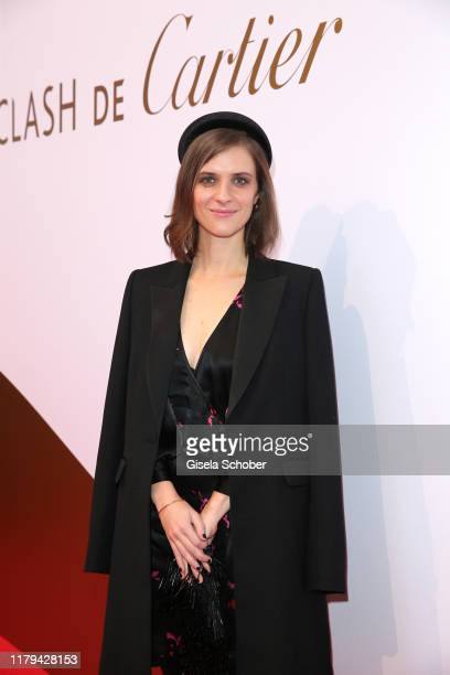 Liv Lisa Fries during the Clash de Cartier The Opera event at Eisbach Studios on October 24 2019 in Munich Germany