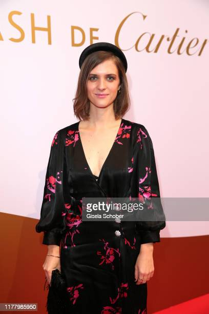 Liv Lisa Fries during the Clash de Cartier The Opera event at Eisbachstudios on October 24 2019 in Munich Germany